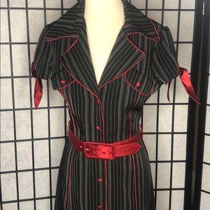 Snap Dresses - Midi Dress